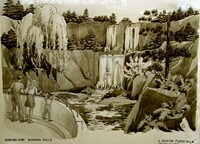 Image of Marineland  copies of sketches